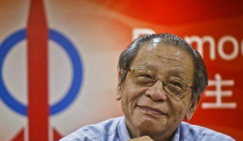 Lim Kit Siang Kekal Atau Tinggalkan Johor?