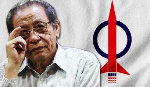 PRU-14: LKS Marah DAP Terpaksa Berlogo PKR
