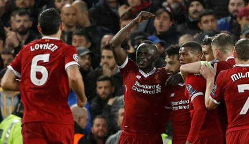 Liga Juara-Juara: Hanya Setapak Lagi Buat Liverpool