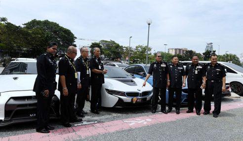 4 Suspek 'Macau Scam' Ditahan, Barangan Dirampas