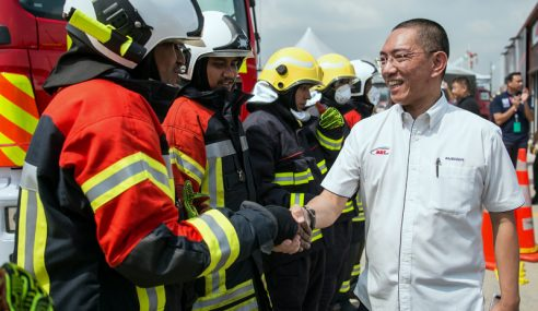 Kemajuan MRT Laluan SSP Melepasi 24 Peratus Siap