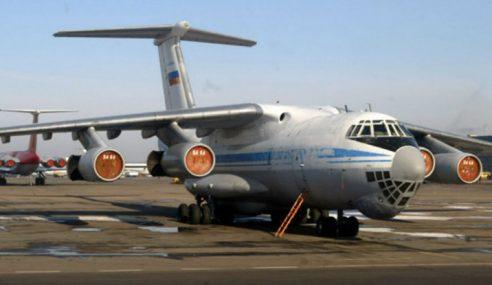 Pesawat Tentera Algeria Terhempas, Lebih 100 Maut