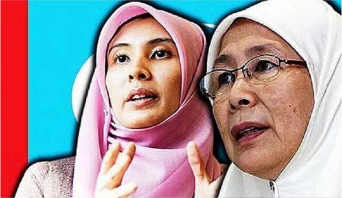 Sah Wan Azizah 'Lari' Ke Pandan, Diganti Anaknya