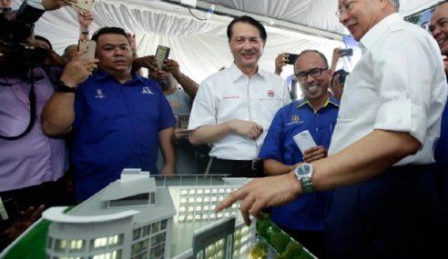PM Janji Isu Denggi, Sampah Diatasi Jika Tawan Selangor