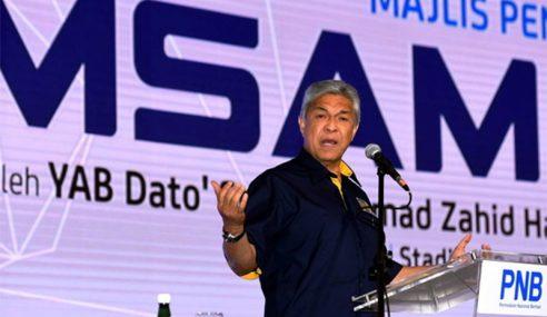 Kejayaan PNB Adalah Kejayaan BN – Zahid