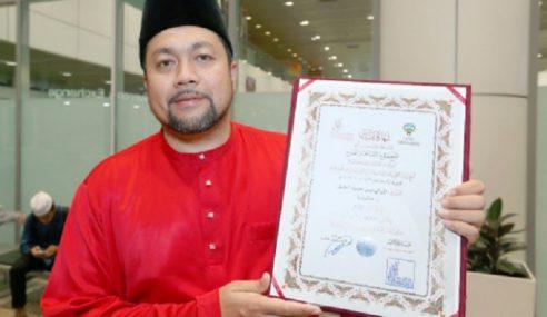 Qari Malaysia Juarai Tilawah Antarabangsa Di Kuwait