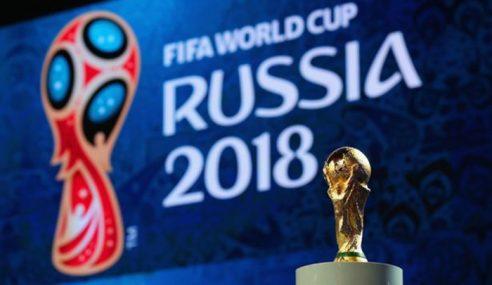 Barat Didakwa Sabotaj Piala Dunia Rusia 2018