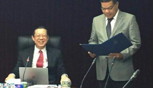 Saifuddin Bawa Suara DAP Pilih Calon PKR?
