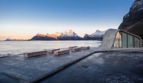 Norway Lancar Tandas Paling Indah Di Dunia