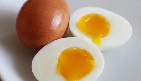 Sebiji Telur Sehari Elak Sakit Jantung, Strok