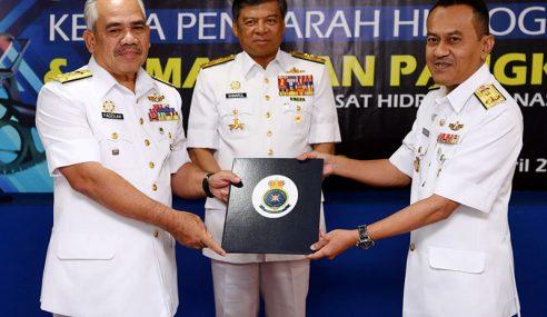 TLDM Nafi Dakwaan Konon Aset Tersadai