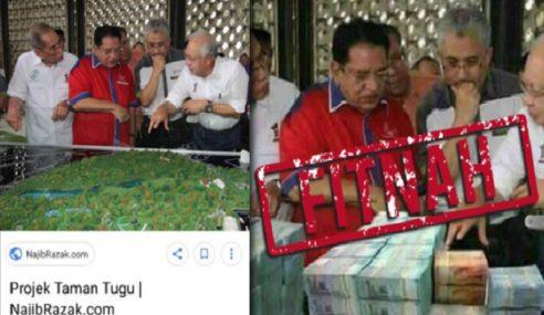 Politik Tsunami Fitnah Jadi Sandaran Pembangkang