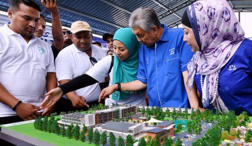5 Koridor Utama Negara Terjemahkan Agenda P'bangunan Negara