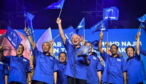 Manifesto BN PRU14 Pasti Dapat Dilaksanakan