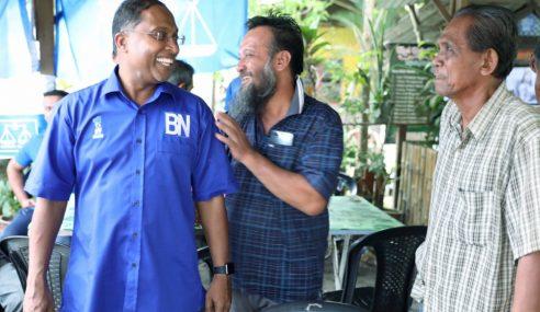 BN Perak Kempen Secara Lokaliti, Tak Heboh