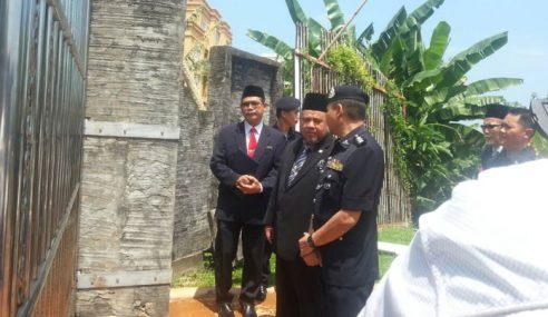 Terima Notis Istana, Musa Bukan Lagi MB Sabah