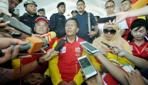 Rakyat Sudah Lama Menanti Shafie Dilantik KM Sabah
