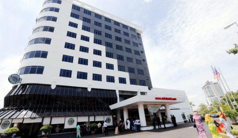 140 Juadah Ditawar Hotel MITC Sempena Ramadan