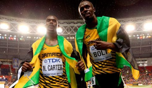 Kes Doping Carter: Usain Bolt Mula Berdebar