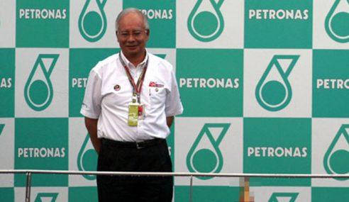 """""""Rizab Petronas Meningkat RM36.5 Bilion Era Saya"""""""