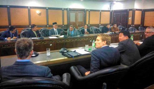 Pasukan Siasatan 1MDB Temui Pegawai FBI, DoJ