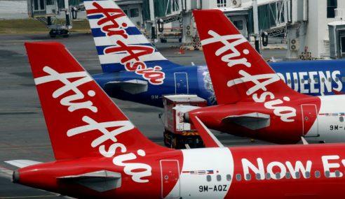 AirAsia Tambah Laluan Baharu Kota Kinabalu-Sibu