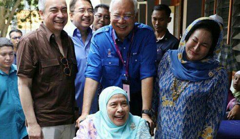 PM Ucap Terima Kasih Kepada Pengundi, Petugas