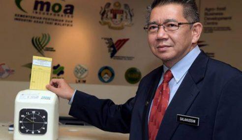 Majlis Perunding Pertanian Negara Ditubuh