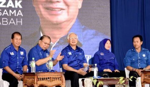 Memilih Parti Pembangkang Sia-Sia – Najib