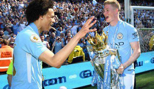 Rekod 100 Mata Manchester City Sukar Diulangi