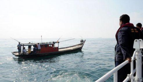 APMM Selamatkan 6 Nelayan Di Perairan Tanjung Sedili
