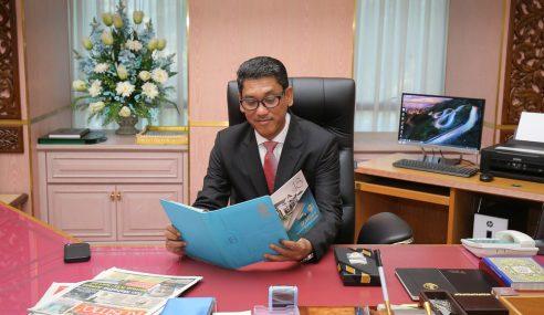 MB Perak Persembah Senarai Calon Exco Kepada Sultan