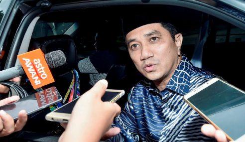 Sultan Selangor Perkenan Azmin Jadi Menteri