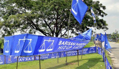 RASMI: BN Menang 10 Kerusi Parlimen, DAP 3, PKR 2