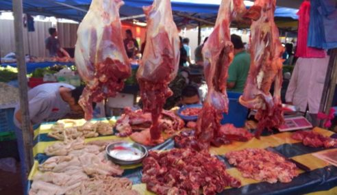 Harga Daging Tempatan Naik Di Kedah
