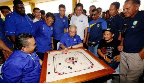 Pulau Pinang Negeri Contoh 'Janji Tinggal Janji'