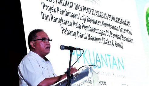 MB Pahang Umumkan Portfolio Lapan Exco