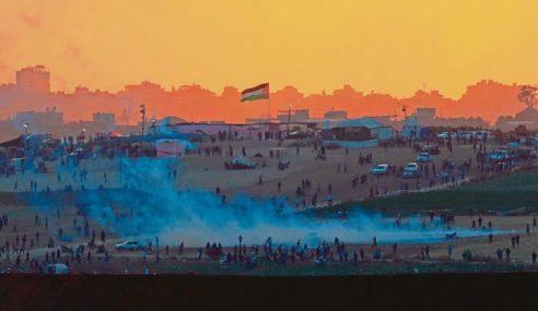 AS Tuduh Hamas Cari 'Alasan' Galak Keganasan