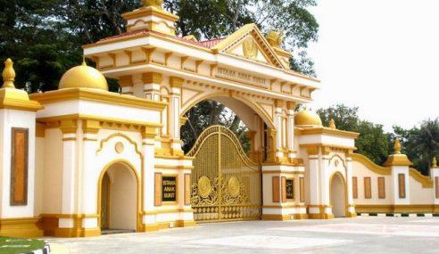 Majlis Angkat Sumpah MB Kedah 3 Petang Ini