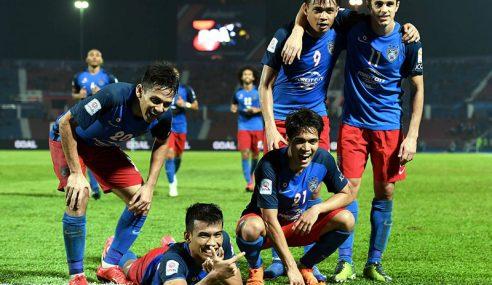 Johor Darul Ta'zim Kekal Di Persada Liga Super