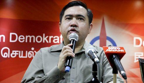 DAP Dakwa Izin PKR Jadi MB Negeri Sembilan