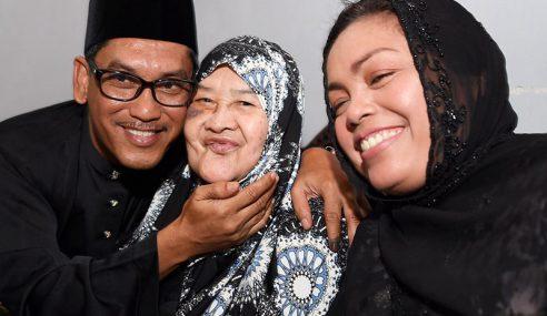 Tepukan Gemuruh Di Kuala Kangsar Rai MB Baharu