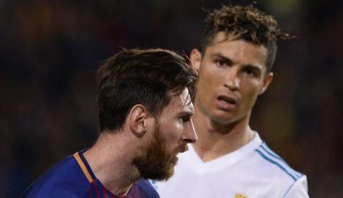 Nama Messi Dilarang Sebut Dalam Rumah Ronaldo