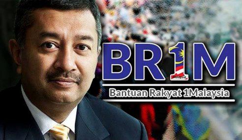 Kenyataan Mokhzani Tentang Penerima BR1M Angkuh