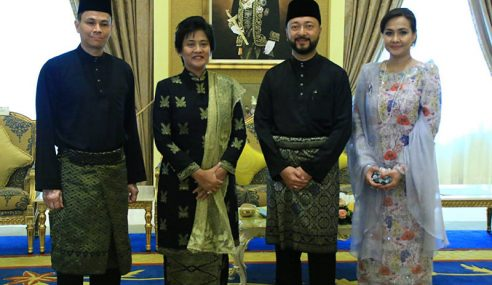PH Bentuk Kerajaan Di Kedah, Mukhriz Dilantik MB