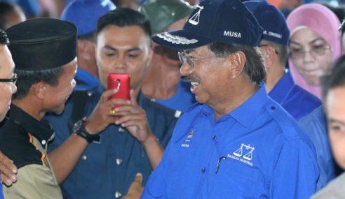 Rakyat Sabah Nyatakan Sokongan Kepada BN