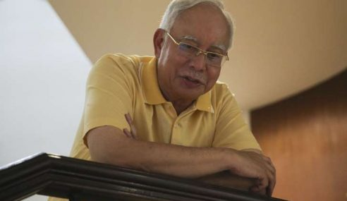 """Saya Kini Jadi Penganggur"" – Najib Razak"