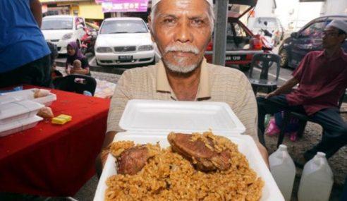 Nasi Daging Kawah Pak Tih Tarikan Di Pendang