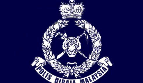 2 Lelaki Menyamar Sebagai Pegawai Polis Ditahan
