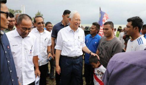 Pekan Nikmati Pembangunan Hasil Sentuhan Najib